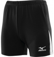 Шорты MIZUNO Women's Trad Short 362 черный