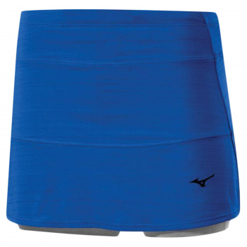Юбка MIZUNO Active Skirt синий/серый фото 23618