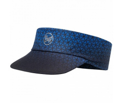 Козырек BUFF Pack Run Visor Patterned R-Equilateral Cape Blue (US:one size)
