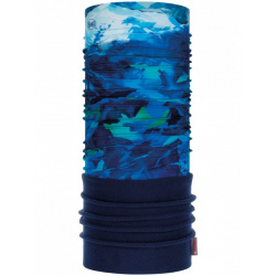 Бандана Buff Junior Polar High MounTain Blue, one size