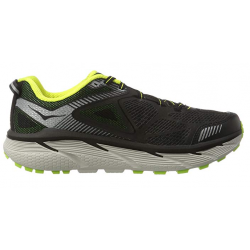 Кроссовки мужские Hoka M CHALLENGER ATR 3 BLACK / BRIGHT GREEN / CITRUS