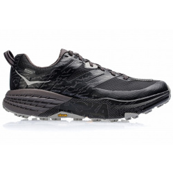 Кроссовки мужские Hoka M SPEEDGOAT 3 WP BLACK / DRIZZLE