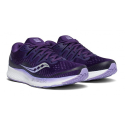 Кроссовки Saucony RIDE ISO Purple (W) (2019-2020)
