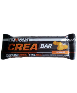 Батончик IRONMAN Crea Bar с креатином 50гр.