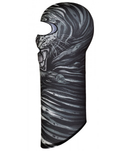 Маска (балаклава) Buff MICROFIBER BALACLAVA TIGER GREY (one size)