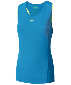 Майка MIZUNO Cooltouch Phenix Sleeveless голубой