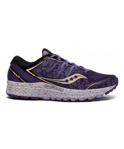 Кроссовки Saucony GUIDE ISO 2 TR (W) Purple (2019-20)