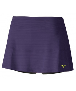 Юбка MIZUNO Active Skirt пурпурный