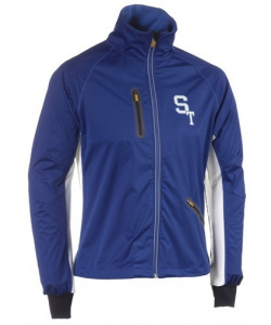 Куртка ST Exercise Jacket Unisex, синий