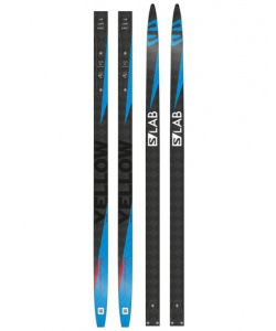 Лыжи SALOMON S-LAB CARBON SK BLUE