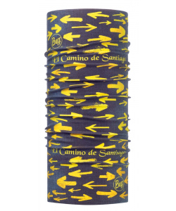 Бандана Buff CAMINO DE SANTIAGO UV PROTECTION ARROW DENIM (one size)