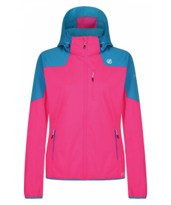Куртка Dare2b Inquire Softshell, Розовый
