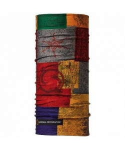 Бандана Buff NATIONAL GEOGRAPHIC ORIGINAL TEMPLE (US:one size)