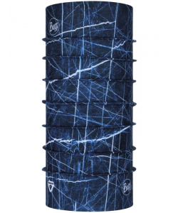 Бандана Buff ThermoNet Icescenic Blue, one size