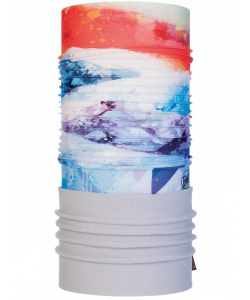 Бандана Buff Junior Polar Mountain Glow, one size