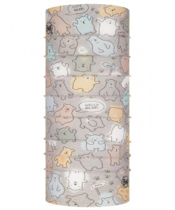 Бандана Buff Original Baby Bears Fog Grey, one size