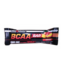 Батончик IRONMAN BCAA Bar 50гр.