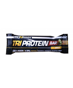 Батончик IRONMAN TRI Protein Bar 50гр.