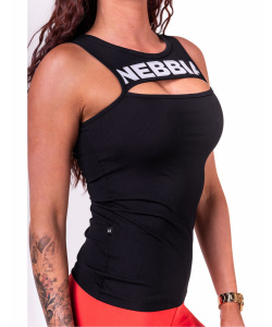 Майка Nebbia Tank Top 678 black