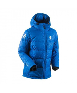 Куртка беговая Bjorn Daehlie Jacket Podium Wmn Methyl Blue