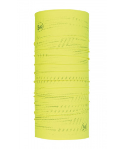 Бандана Buff Reflective R-Solid Yellow Fluor, one size
