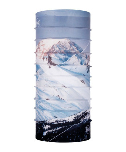 Бандана Buff Mountain Collection Original M-Blank Blue. one size