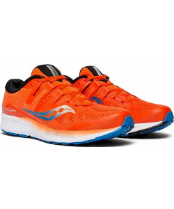 Кроссовки Saucony RIDE ISO Orange/Blue (2019)