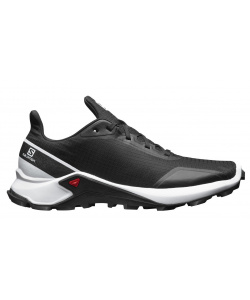 Кроссовки SALOMON ALPHACROSS Black/White/Monumen
