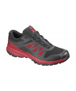 Кроссовки SALOMON  XA DISCOVERY Black/High Risk /B