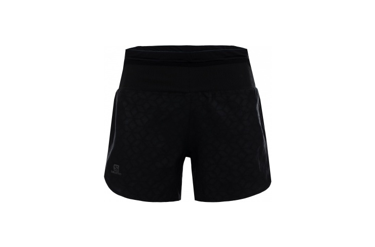 Шорты SALOMON XA SHORT W Black фото 1