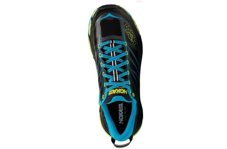 Кроссовки мужские Hoka M MAFATE SPEED 2 NINE IRON / BLACK фото 5