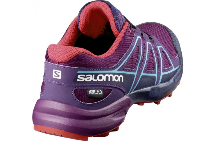 Кроссовки SALOMON SPEEDCROSS CSWP J GRJ фото 2