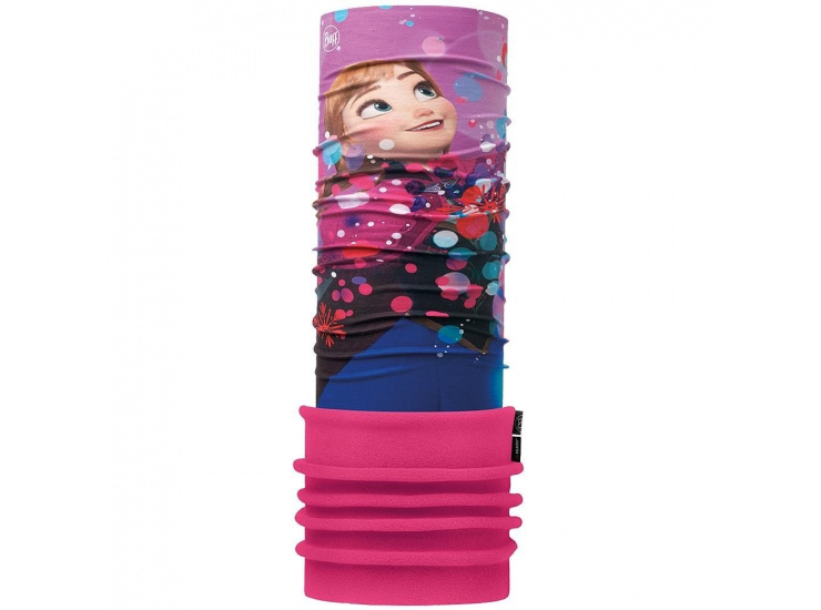 Бандана Buff FROZEN POLAR ANNA BRIGHT PINK (one size) фото 1