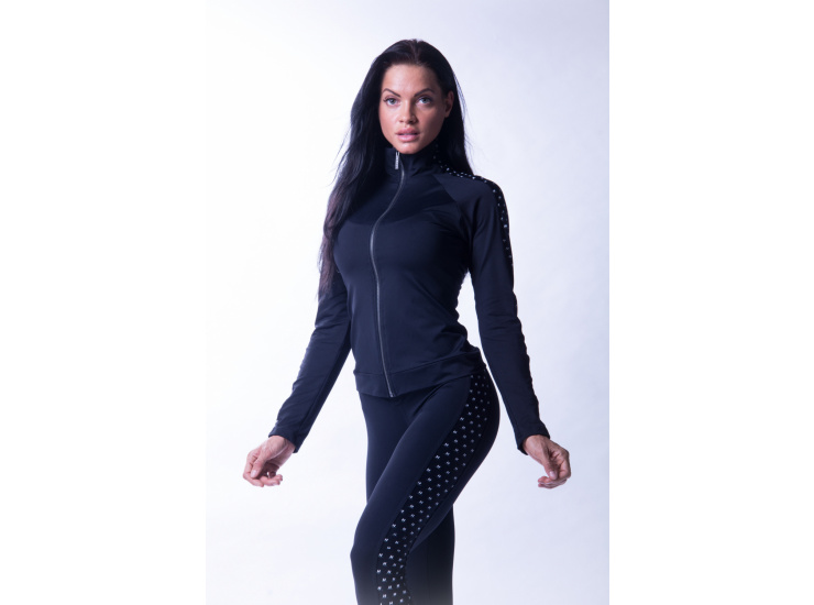 Кофта Nebbia NS Jacket 654 black фото 1