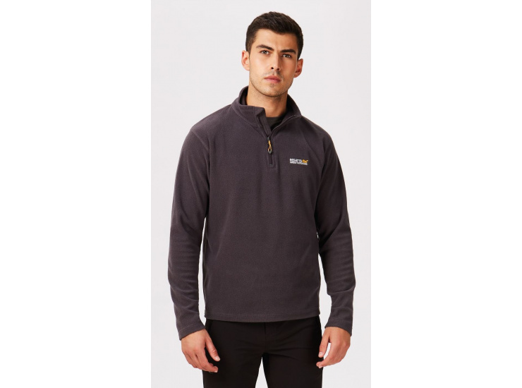 Толстовка Regatta Thompson Fleece, Серый фото 6