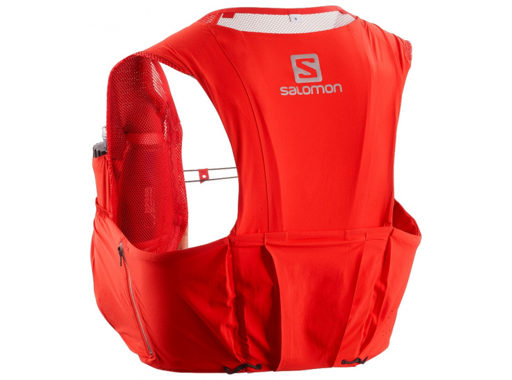 Рюкзак SALOMON BAG S/LAB SENSE ULTRA 8 SET RACING фото 1
