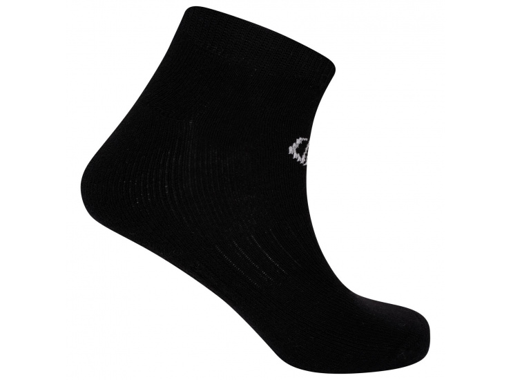 Носки Dare2b No Show Socks 2pk, Черный фото 1