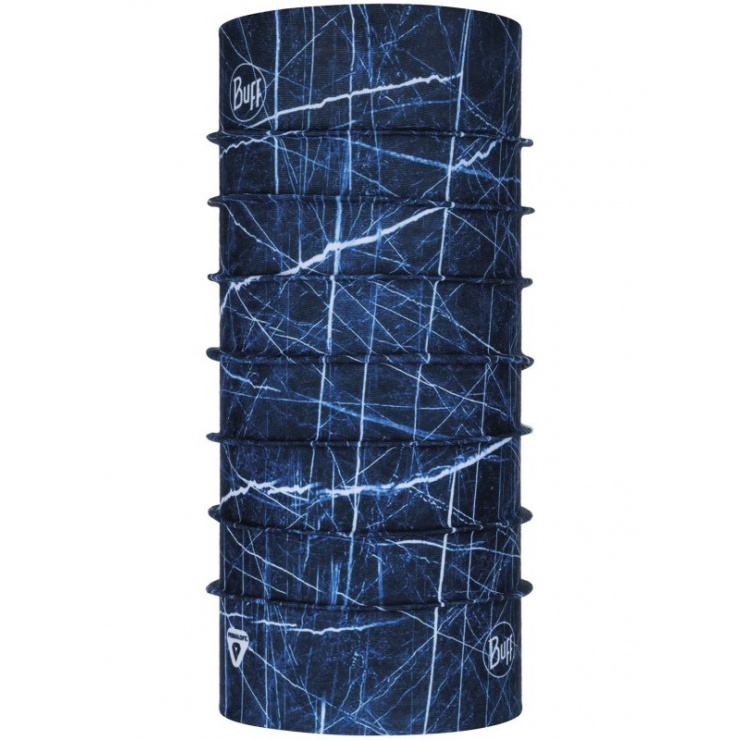 Бандана Buff ThermoNet Icescenic Blue, one size фото 1