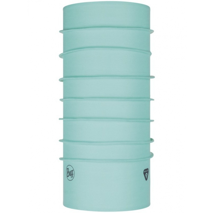 Бандана Buff ThermoNet Solid Aqua, one size фото 1