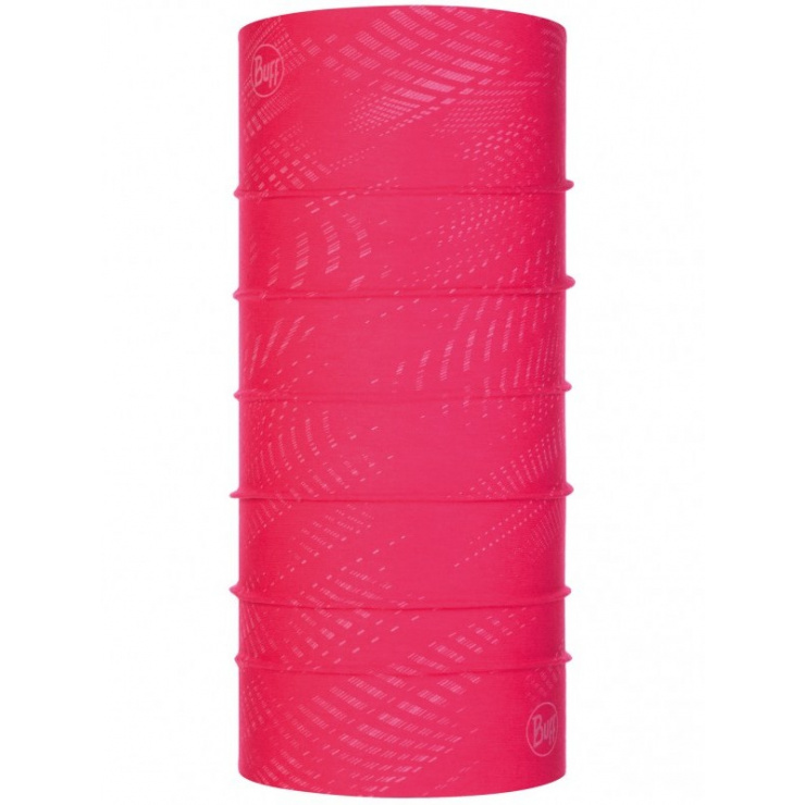 Бандана Buff Reflective R-Solid Fuchsia, one size фото 1