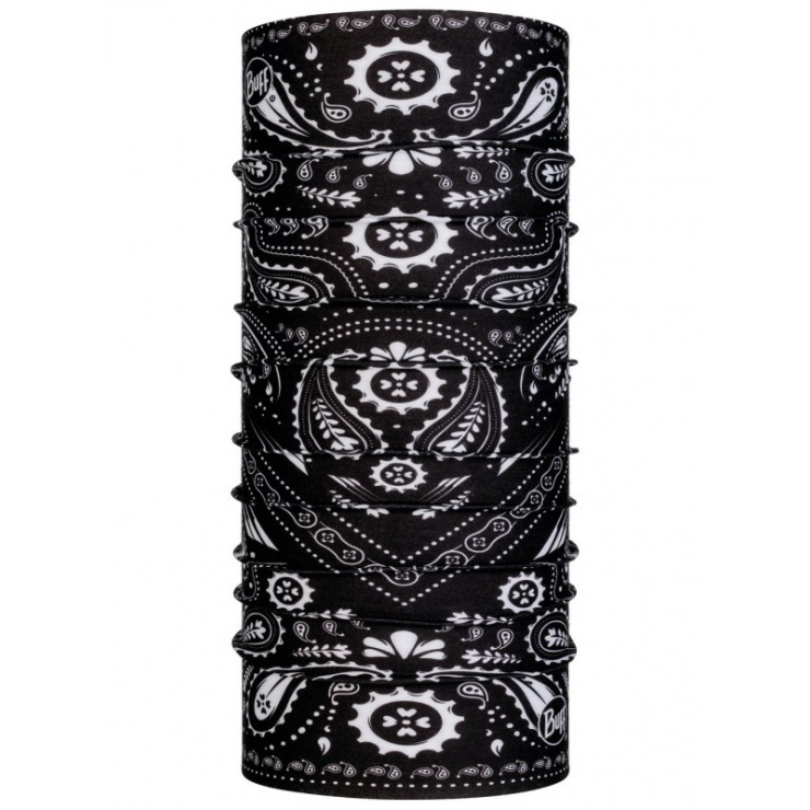 Бандана Buff Original New Cashmere Black, one size фото 1