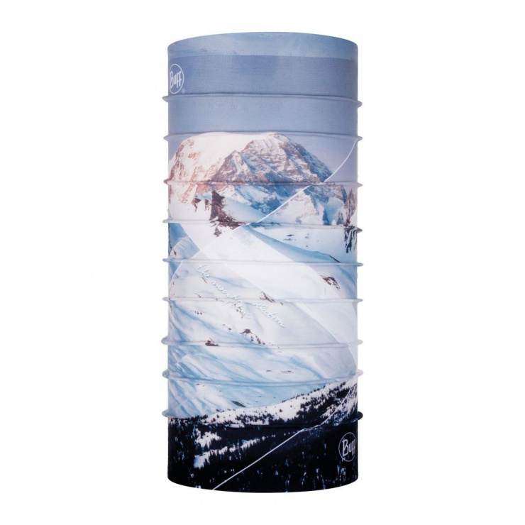 Бандана Buff Mountain Collection Original M-Blank Blue. one size фото 1