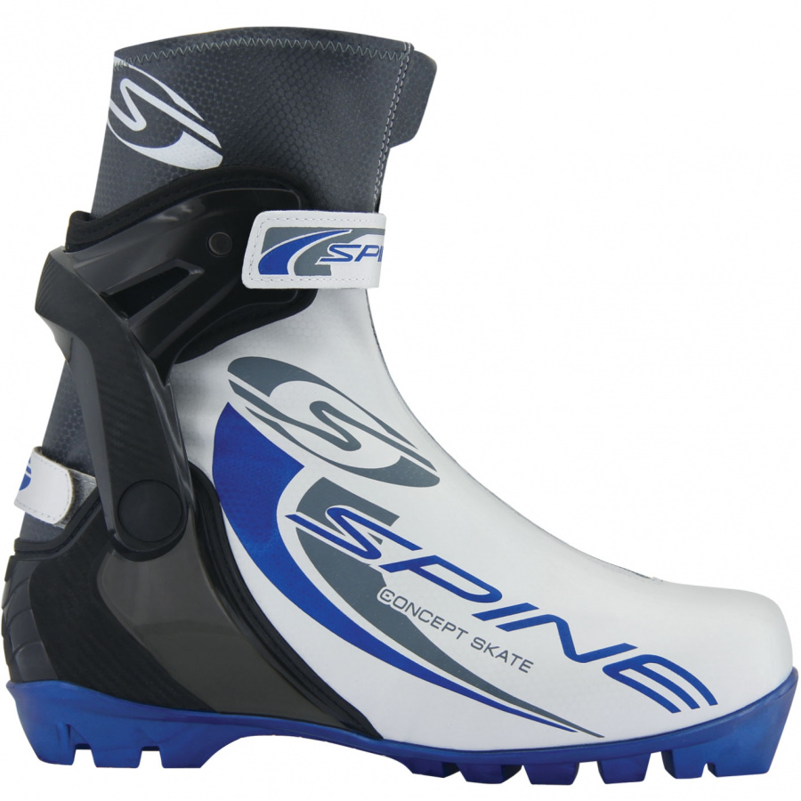 3a55ef9c Купить Ботинки лыжные SPINE Concept Skate 296/1 NNN 00115 в ...