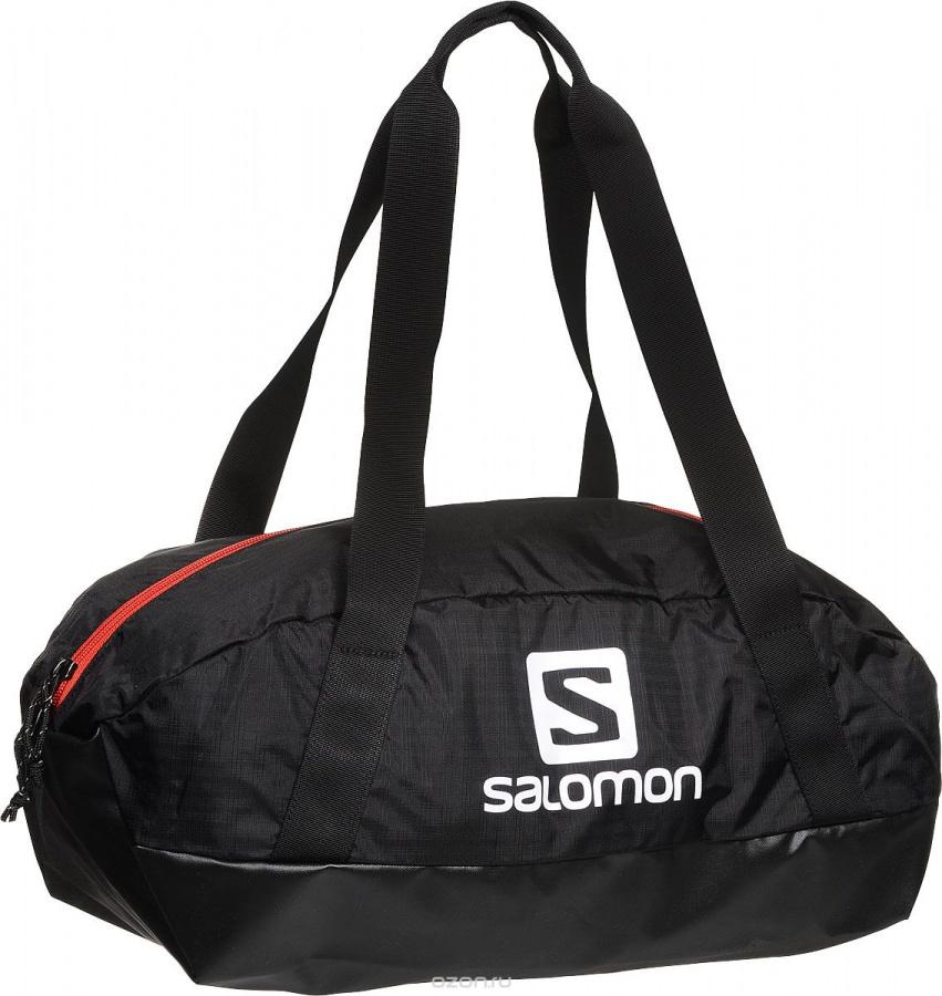 de2adbbd1bed Сумка SALOMON PROLOG 25 BAG Black/BRIGHT RED :: Купить спортивную ...