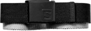 Пояс SALOMON WEBBING BELT BLACK/DARK CLOUD