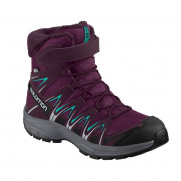 Кроссовки SALOMON XA PRO 3D WINTER CSWP J DARKP