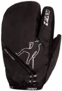 Перчатки KV+ COVER  cross country gloves black