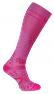 Гольфы COMPRESSPORT FullSocks V2.1 розовые