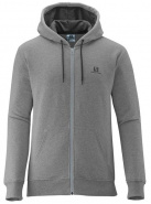 Джемпер SALOMON LOGO FZ HOODIE M Medium Grey Hea