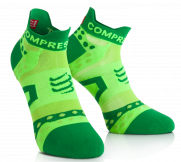 Носки COMPRESSPORT RUN LO ULTRALIGHT зеленый